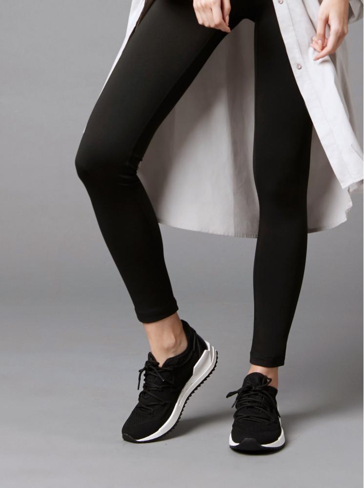 山本運動鞋-黑